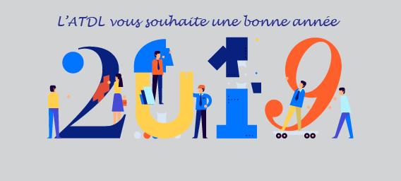 ATDL bonne annee 2019
